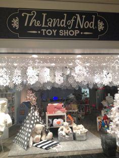 The Land of Nod er en nydelig butikk