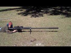 20mm sniper rifle, holy recoil batman!