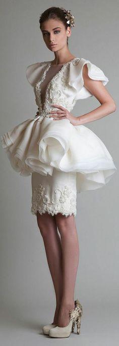 vestido novia corto