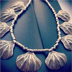 Bib Necklace handcrafted jewelry