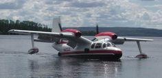 "Piaggio P.136 ""Royal Gull"" - a beautiful, unusual airplane. Twin-pusher, taildragger, amphibious flying boat"