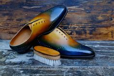Latest Dandy Shoe Care Patina's for J.FitzPatrick