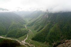 chechnya #mountains #nature