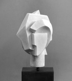 """""""Sculpture is like farming. If you just keep at it, you can get quite a lot done"""" - RUTH ASAWA - (Carmen Otero - Austro) Cubist Sculpture, Sculpture Head, Plaster Sculpture, Stone Sculpture, Contemporary Abstract Art, Contemporary Sculpture, Picasso Paintings, Stone Carving, Ceramic Art"""