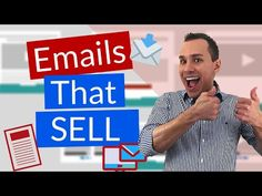 How To Write Marketing Emails People Will Actually Read (Sales Templates) - YouTube