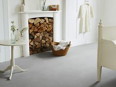View in a room > Mineral | Brintons Carpets