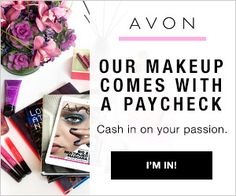 Shoppin N More: Avon Reps Needed