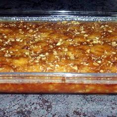 Granny Cake I Allrecipes.com