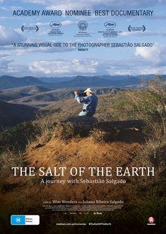 La sal de la Tierra [Vídeo] = The Salt of the Earth / [un documental dirigido por Wim Wenders y Juliano Ribeiro Salgado] http://fama.us.es/record=b2656173~S5*spi