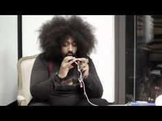 Holy creative genuis!   REGGIE WATTS & ft. an iphone. You're welcome. Amazing!