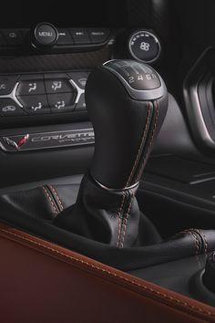 Corvette gear box