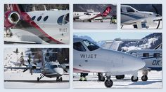 BUSY WINTER DAY! Close Up Planespotting @  St.Moritz Samedan Engadin Air... Winter Day, Music Videos, Aviation, Aircraft, Air Ride, Plane, Airplanes, Airplane
