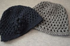 wool handmade hat