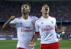 Atletico Madrid 1-2 Benfica: Gaitan sends Portuguese side top