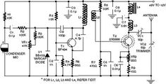 Long range FM transmitter - Electronics Circuits & Hobby