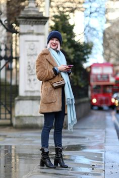 70 Amazing London Street-Style Snaps #refinery29  http://www.refinery29.com/london-fashion-week-street-style#slide24  Care to share the joke?