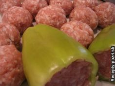 Plnená paprika Food And Drink, Beef, Meat, Steak