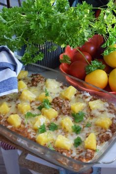 Köttfärslåda med ananas | Smaskelismaskens | Bloglovin'