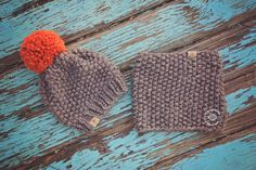 Alexis Beanie & Cowl Set - Pattern & Set available 💖