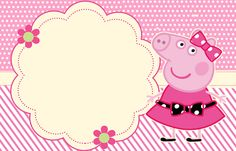 miss peppa pig - mini kit festa infantil!