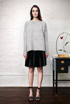Adam Lippes | Pre-Fall 2014 Collection | Style.com