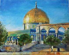 Al-Quds Jerusalem / holy land