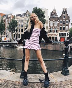 Travel Around The World, Around The Worlds, Amsterdam, Aesthetic Clothes, Strapless Dress, Poses, Picture Ideas, Holland, Traveling