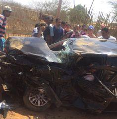 serido noticias: Acidente grave deixa três vítimas fatal Caminho de...