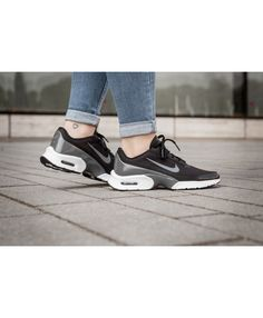 2ca5f82e28d609 Womens Nike Wmns Air Max Jewell Black Darkgrey White Trainer
