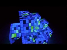 360° Cube Video Projection Mapping with Quartz Composer - YouTube