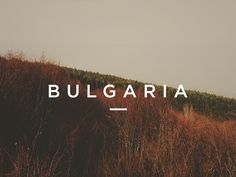 iPhoneography - Bulgaria