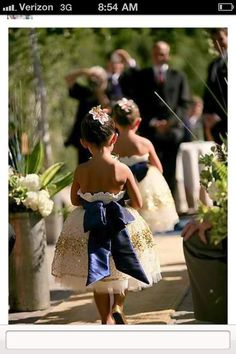 most precious flowergirl dresses