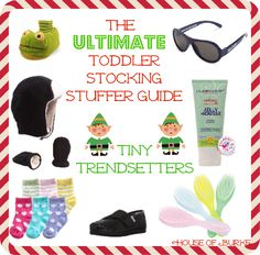 House of Burke: The Ultimate Toddler Stocking Stuffer Guide