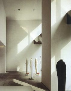 john pawson, Jigsaw Store London