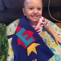 Super Emery ready for battle against Hoyeraal-Hreidarsson syndrome!