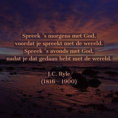 Spreek met God - J.C. Ryle (1816 – 1900)