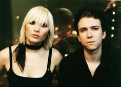 The Raveonettes, catchy danish rock duo with attitude.
