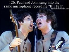 It has been well documented that one of Paul McCartney's Hofner Bass' still has the set-list from The Beatles 1966 Tour taped to the top of it but we have also found out that John Lennon's Rickenbacker from the 1966 Tour also has the set-list taped to it… Great Bands, Cool Bands, The Beatles Live, Shea Stadium, Lennon And Mccartney, Nehru Jackets, The Fab Four, Ringo Starr, John Lennon