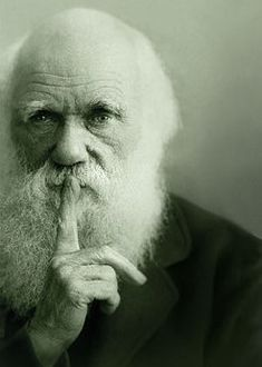 Charles Robert Darwin (1809–1882). Veja também: http://semioticas1.blogspot.com.br/2012/10/lista-vermelha-da-extincao.html