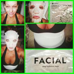 Facial and Wrap day, Green Carpet            Call Debra 561-914-0815