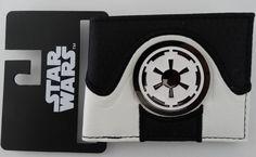 Star Wars Galactic Empire Logo Bifold Wallet Nwt #StarWars #Bifold