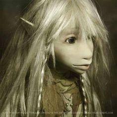 wendy froud | Tumblr Dark Crystal Movie, The Dark Crystal, Jim Henson, Forest Creatures, Magical Creatures, Fantasy Movies, Fantasy Art, Fantasy Fiction, Brian Froud