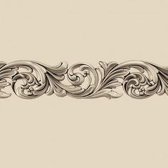 Wood Carving Patterns, Carving Designs, Stencil Designs, Baroque Tattoo, Filigree Tattoo, Wrist Tattoos, Arm Band Tattoo, Sleeve Tattoos, Tattoo Sketches