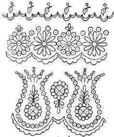 ADORED VINTAGE: What is Broderie Anglaise?
