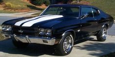 New vintage cars dads ideas Chevy Chevelle Ss, Chevrolet Ss, Retro Cars, Vintage Cars, Chevy Muscle Cars, Old School Cars, Sweet Cars, Hot Cars, Dream Cars