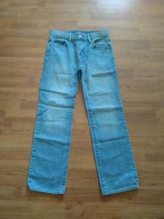 EUC GAP Kids Light Jean Pants w/ Adjustable Waist SZ Boys 14 Regular #Gap #ClassicFit #straightleg #Everyday #ebay #deals #jeans #pants #boysclothing #gapkids #adjustablewaist