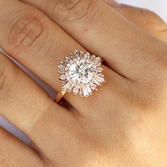 Unique engagement rings say wow 8