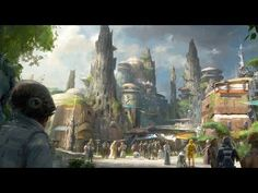 Star Wars attractions at Disney theme parks to feature new planet - April 16, 2017   Entertainment Weekly