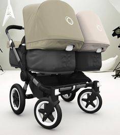 Bugaboo Donkey in a very nice colour combination