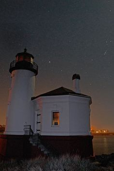 Coquille River Lighthouse | Lighthouses, Oregon and Rivers